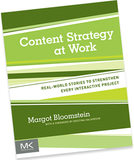 Content Strategy at Work Book